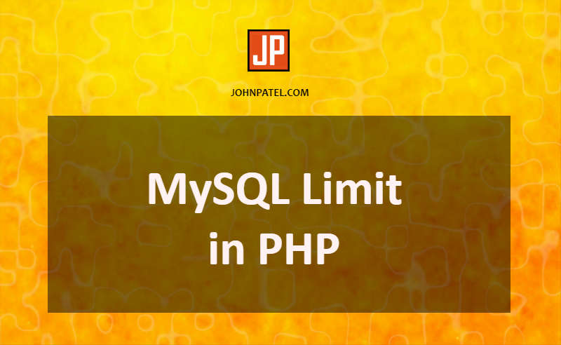 MySQL Limit Query Implementation in PHP