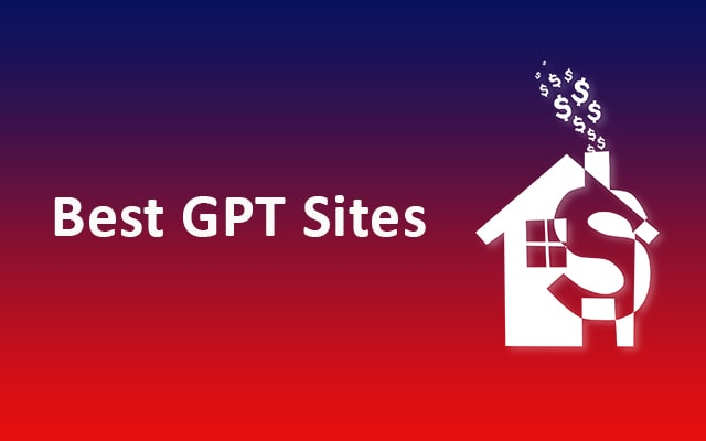 Best GPT Sites Get Paid to Take Surveys
